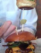 Felix Baumgartner burger