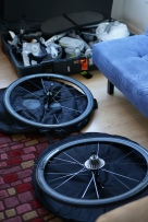 Assembling my bike